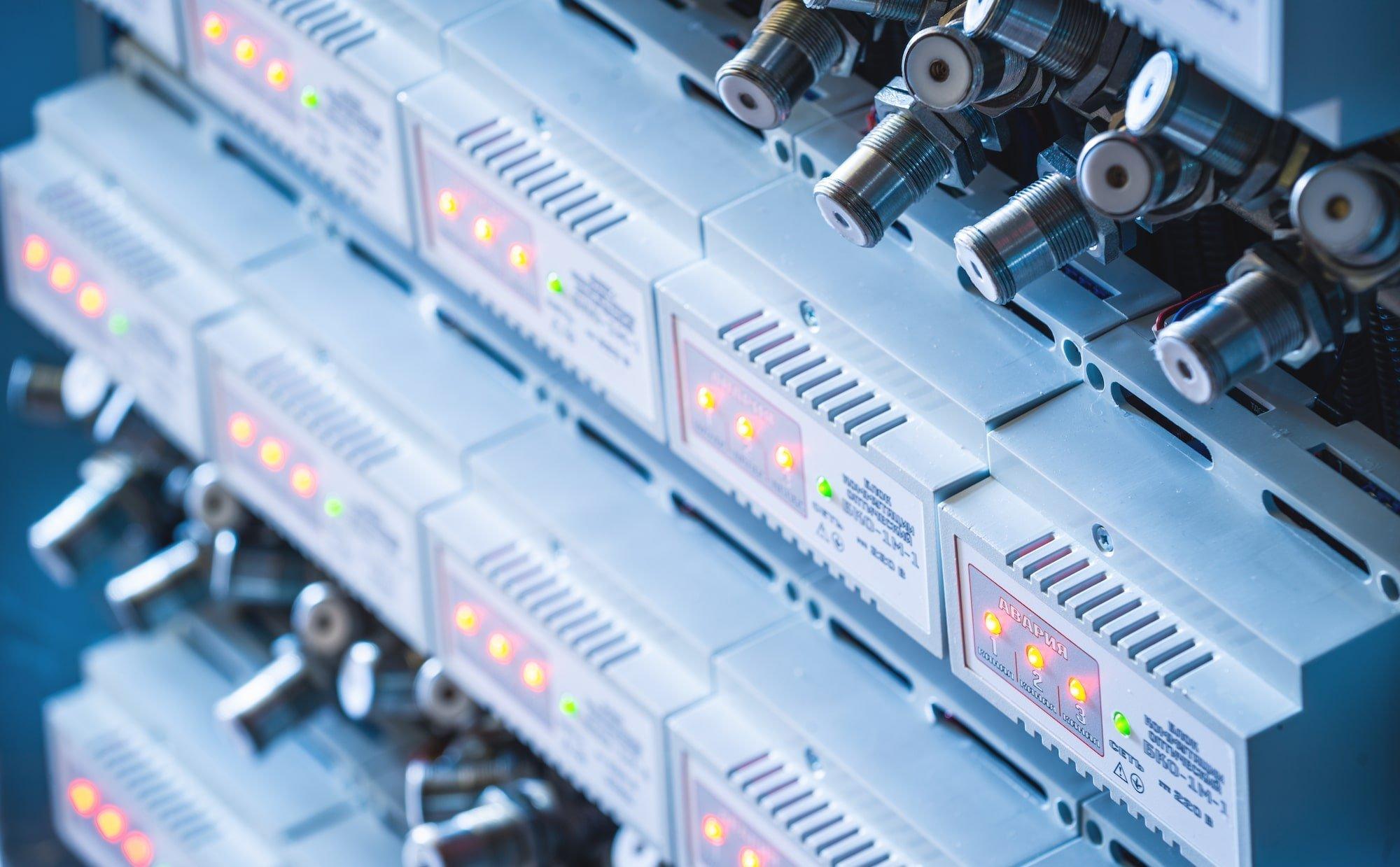 Sensori industry 4.0 dal sito D&B Automazioni