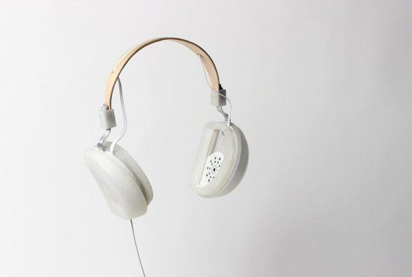 Phono - cuffie by PO/BO