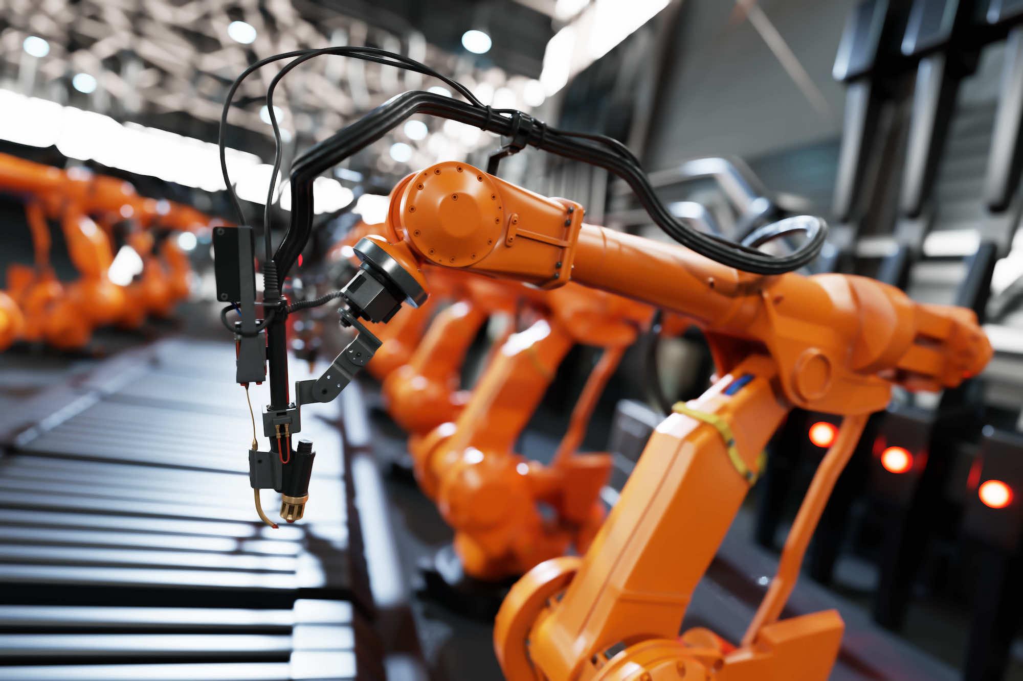 Bracci meccanici Industry 4.0 Ubilod